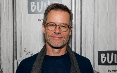NEW YORK, NEW YORK - DECEMBER 17: Guy Pearce attends the Build Series to discuss 'A Christmas Carol' at Build Studio on December 17, 2019 in New York City. (Photo by Dominik Bindl/Getty Images)