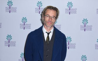 """PALM SPRINGS, CA - JANUARY 12:  Actor Guy Pearce attends the North American Premiere of """"When We Rise"""" at the 28th Annual Palm Springs International Film Festival on January 12, 2017 in Palm Springs, California.  (Photo by Vivien Killilea/Getty Images for Palm Springs International Film Festival )"""