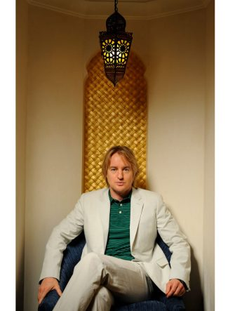 DUBAI, UNITED ARAB EMIRATES - DECEMBER 10:  Actor Owen Wilson poses during a portrait session at the 8th Annual Dubai International Film Festival held at the Madinat Jumeriah Complex on December 10, 2011 in Dubai, United Arab Emirates.  (Photo by Andrew H. Walker/Getty Images for DIFF)