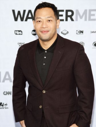 NEW YORK, NEW YORK - MAY 15: Eugene Cordero of truTVâ  s Tacoma FD attends the WarnerMedia Upfront 2019 arrivals on the red carpet at The Theater at Madison Square Garden on May 15, 2019 in New York City. 602140 (Photo by Dimitrios Kambouris/Getty Images for WarnerMedia)