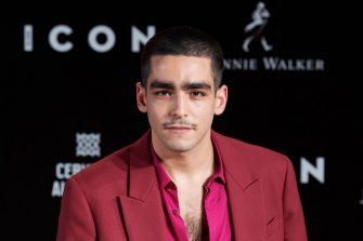 MADRID, SPAIN - OCTOBER 09:  Omar Ayuso attends 'ICON' magazine awards at Real Fabrica de Tapices on October 09, 2019 in Madrid, Spain. (Photo by Carlos Alvarez/Getty Images)