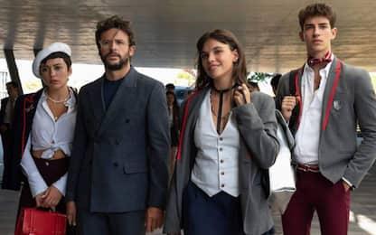 Elite 4, il cast della nuova stagione della serie tv Netflix