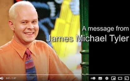 """James Michael Tyler, Gunther di """"Friends"""", parla della sua malattia"""