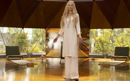Nove perfetti sconosciuti, le foto della serie con Nicole Kidman