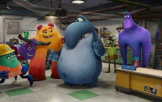 Monsters & Co. La serie – Lavori in Corso