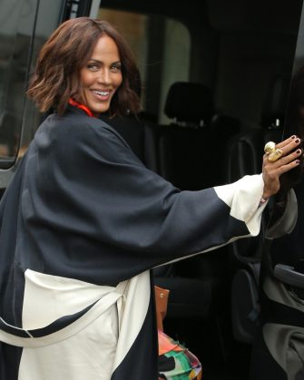 Nicole Ari Parker leaves her first day on the set of 'And Just Like That' filming at the Whitney Museum in New York CityPictured: Nicole Ari ParkerRef: SPL5238758 130721 NON-EXCLUSIVEPicture by: Christopher Peterson / SplashNews.comSplash News and PicturesUSA: +1 310-525-5808London: +44 (0)20 8126 1009Berlin: +49 175 3764 166photodesk@splashnews.comWorld Rights,