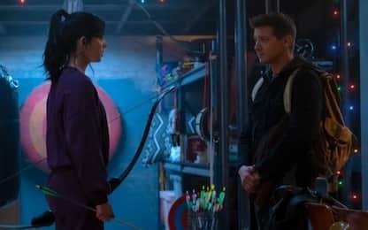 Hawkeye, foto dal set e data d'uscita della serie Marvel