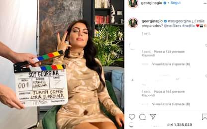 Georgina Rodriguez, arriva la serie tv sulla fidanzata di Cr7