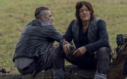 The Walking Dead 11 cast completo della nuova stagione in uscita. FOTO