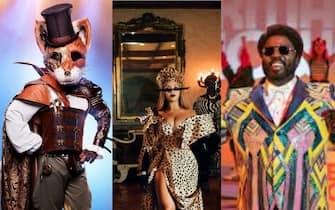 Black is King, The Masked Singer, Sherman's Showcase Black History Month Spectacular