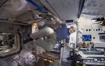 Space Explorers: The ISS Experience Oculus