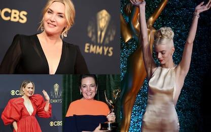 Emmy Awards 2021, le star e i loro migliori look sul red carpet. FOTO