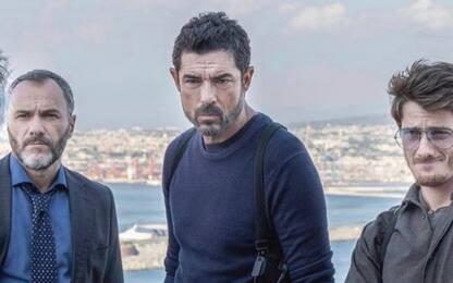 I bastardi di Pizzofalcone 3, il cast della serie tv. FOTO