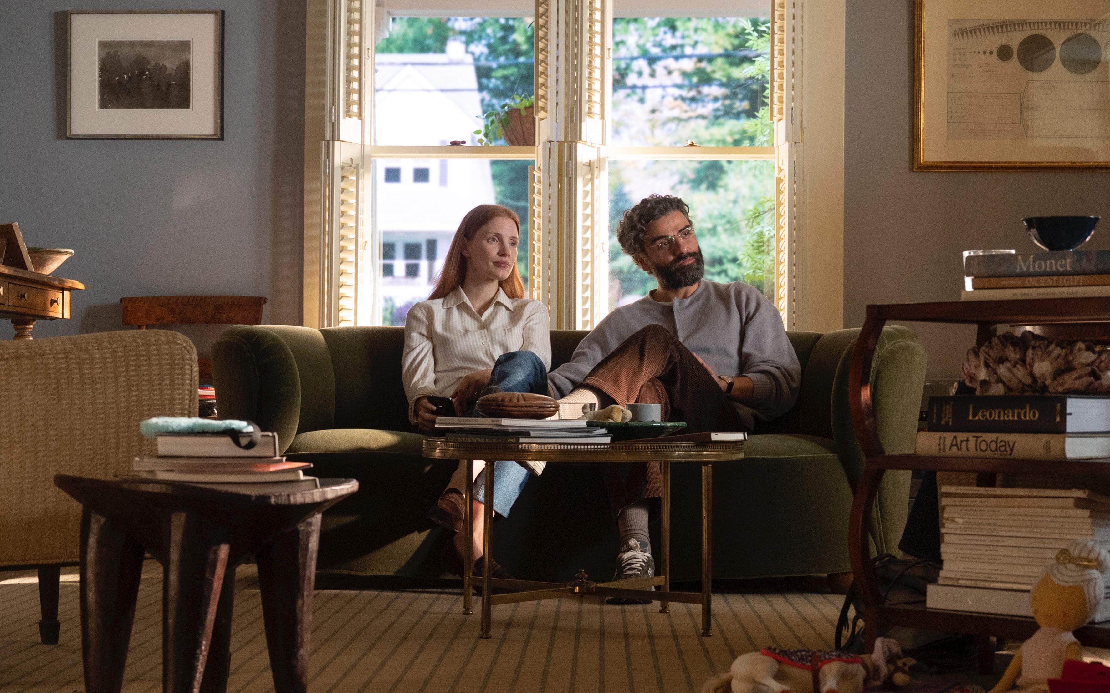 Scene da un Matrimonio, il cast della serie tv con Jessica Chastain e Oscar  Isaac. FOTO