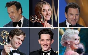 Emmy Awards 2021 vincitori