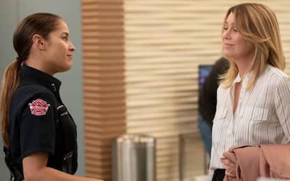 Grey's Anatomy e Station 19, il trailer dell'atteso crossover