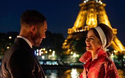 Emily in Paris 2, le prime foto della seconda stagione
