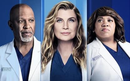 Grey's Anatomy 18, la data d'uscita in Italia