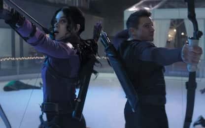 Hawkeye, nuovo poster e nuova clip per la serie Marvel