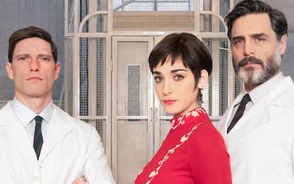 Cuori, il cast della fiction con Pilar Fogliati e Matteo Martari