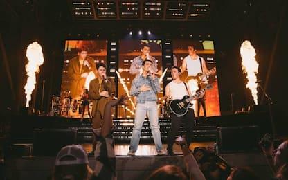 I Jonas Brothers protagonisti di una stand-up per Netflix