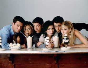 22 settembre 1994: Va in onda la prima puntata di Friends