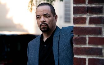 "LAW & ORDER: SPECIAL VICTIMS UNIT -- ""Man Up"" Episode 2001 -- Pictured: Ice T as Odafin ""Fin"" Tutuola -- (Photo by: Barbara Nitke/NBC)"