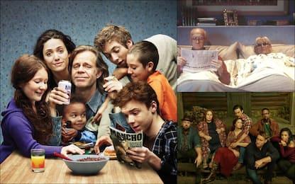 Da Shameless a This is Us, le famiglie più famose delle serie tv. FOTO