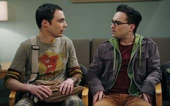 """Una scena della serie """"The Big Bang Theory"""""""
