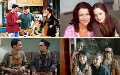 Da Friends a The Big Bang Theory: gli amici più famose delle serie tv