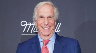 """LOS ANGELES, CALIFORNIA - NOVEMBER 13: Henry Winkler attends Garry Marshall Theatre's 3rd Annual Founder's Gala Honoring Original """"Happy Days"""" Cast at The Jonathan Club on November 13, 2019 in Los Angeles, California. (Photo by Rachel Luna/Getty Images)"""