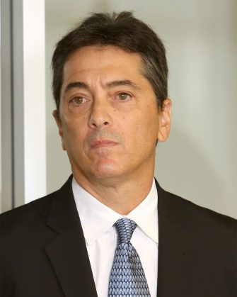 WOODLAND HILLS, CA - AUGUST 02:  Scott Baio attends a news conference to discuss harassment allegations on August 2, 2018 in Woodland Hills, California.  (Photo by Jesse Grant/Getty Images)