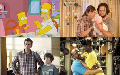 """Da """"Modern Family"""" a """"This Is Us"""": i 20 papà più famosi delle serie tv"""