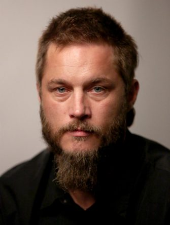 WEST HOLLYWOOD, CA - MAY 29:  Actor Travis Fimmel poses for a portrait durring the Variety Studio powered by Samsung Galaxy at Palihouse on May 29, 2014 in West Hollywood, California  (Photo by Jonathan Leibson/Getty Images for Variety)