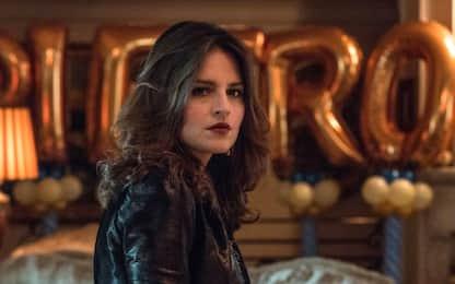 Azzurra, il personaggio interpretato da Ivana Lotito