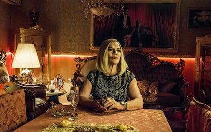 Scianel, il personaggio interpretato da Cristina Donadio