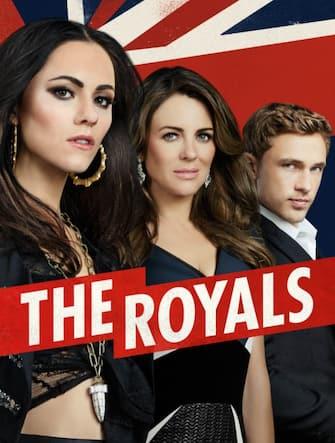 Le serie tv sui reali inglesi