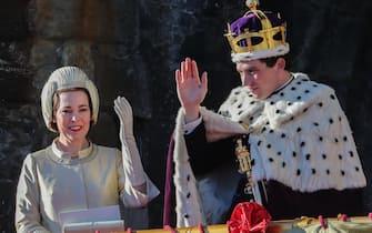 Le serie tv sulla famiglia reale inglese