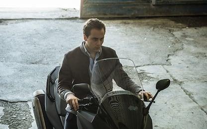 Valerio, il personaggio interpretato da Loris De Luna