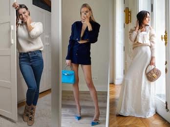 """Stile smartworking, l'abbigliamento """"da casa"""" delle influencer"""