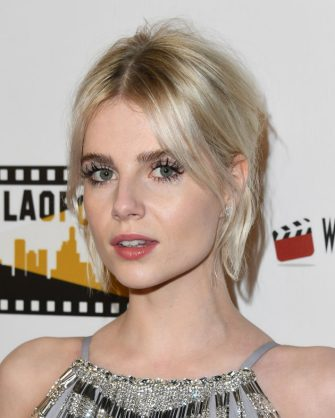HOLLYWOOD, CALIFORNIA - JANUARY 09: Lucy Boynton attends the 2nd Annual Los Angeles Online Film Critics Society Award Ceremony at Taglyan Cultural Complex on January 09, 2019 in Hollywood, California. (Photo by Jon Kopaloff/Getty Images)