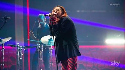 Le foto del primo Live di X Factor 2020