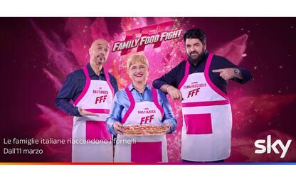 Family Food Fight: chi sono i giudici del cooking show