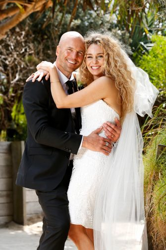 NIGEL WRIGHT PHOTOGRAPHER. +61(0) 409 363 339.SEPTEMBER 2018MARRIED AT FIRST SIGHT. SERIES 6THIS EXCLUSIVE PICTURE SHOWS: THE WEDDING HEIDI AND MICHAEL