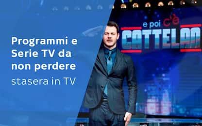 Programmi TV da non perdere stasera, martedì 26 maggio