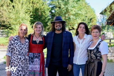 4 Ristoranti: Alessandro Borghese e i migliori ristoranti in Val Badia