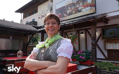 4 Ristoranti in Val Badia: Adlerkeller Restaurant & Grill