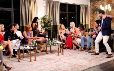 NIGEL WRIGHT PHOTOGRAPHER. +61(0) 409 363 339.  SEPTEMBER 2018  MARRIED AT FIRST SIGHT. SERIES 6  THIS EXCLUSIVE PICTURE SHOWS:  FIRST DINNER PARTY