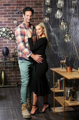 NIGEL WRIGHT PHOTOGRAPHER. +61(0) 409 363 339.  SEPTEMBER 2018  MARRIED AT FIRST SIGHT. SERIES 6  THIS EXCLUSIVE PICTURE SHOWS: FIRST DINNER PARTY PORTRAITS...MICK AND JESSIKA