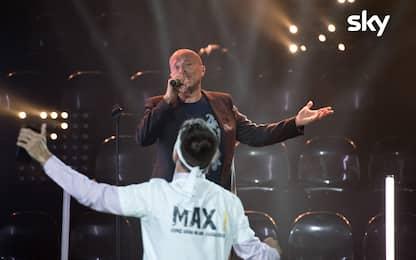 Max Pezzali a Epcc Live, concerto per una persona